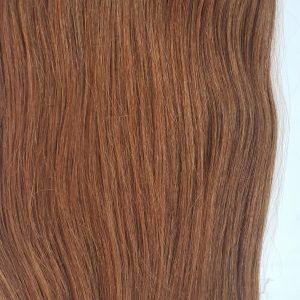 #6 Medium Brown I-Tip